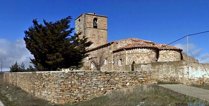 Iglesia de San Pedro, en Cerbón. / GM