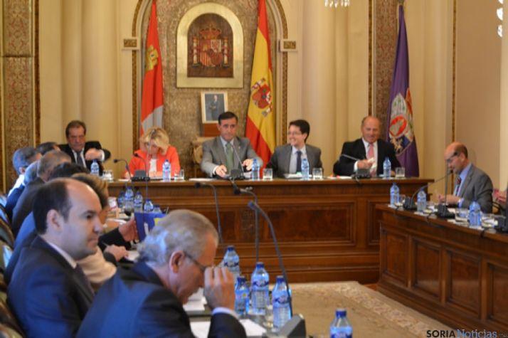 Momento del Pleno