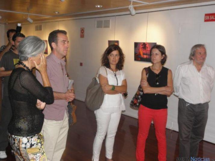 Exposición de Mariano Carrera