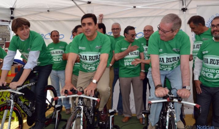 Martínez Mínguez, Carlos Martínez y Ángel Crespo