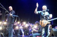 Celtas Cortos con la Banda Municipal