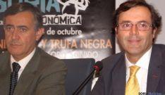 Antonio Pardo y Javier Ramírez