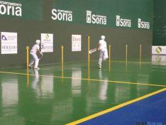 Partidos de pelota San Saturio