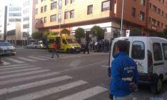 Intervención ambulancia
