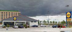 El supermercado Lidl en Soria. / GM