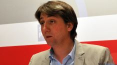 El alcalde de Soria, Carlos Martínez Mínguez . / SN