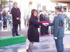 Actos de la Guardia Civil en Soria