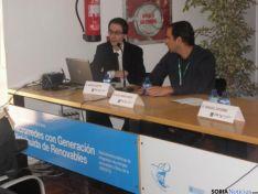 Soria puede ser autosuficiente en energía térmica para cubrir las necesidades de la ciudad
