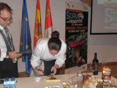 Foto 3 - Soria Gastronómica implica a empresas e instituciones para un recurso internacional