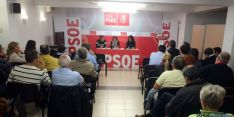 Congreso provincial del PSOE este viernes.