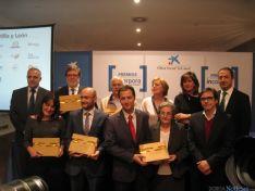 Galardonados premios Incorpora