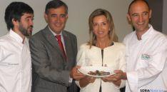 Presentación Soria Gastronómica en Madrid