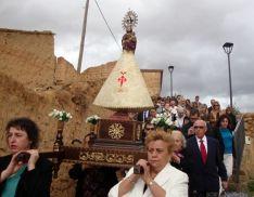 La virgen del Pilar, en Torlengua.