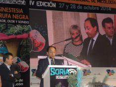 Foto 2 - Clasurado el IV Soria Gastronómica con la mirada  en 2016 como referente en cocina de setas