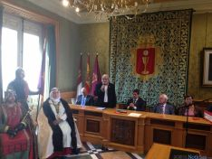 Representantes de la Red de ciudades Alfonsíes