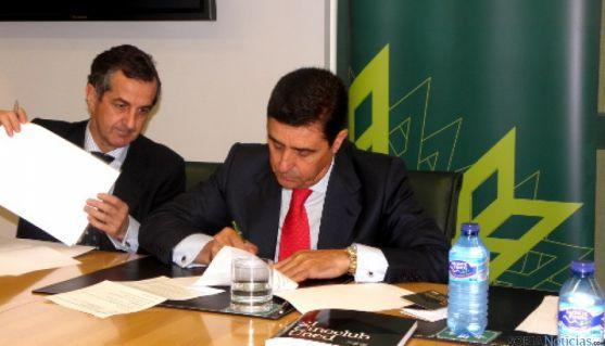 Alberto Caballero y Carlos Martínez Izquierdo