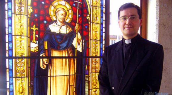 Gabriel Ángel Rodríguez, vicario general de la Diócesis de Osma-Soria. / osma-soria.org