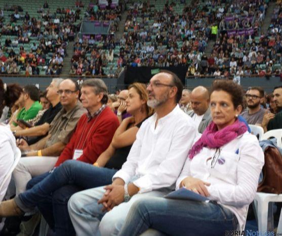 Representantes sorianos en la asamblea