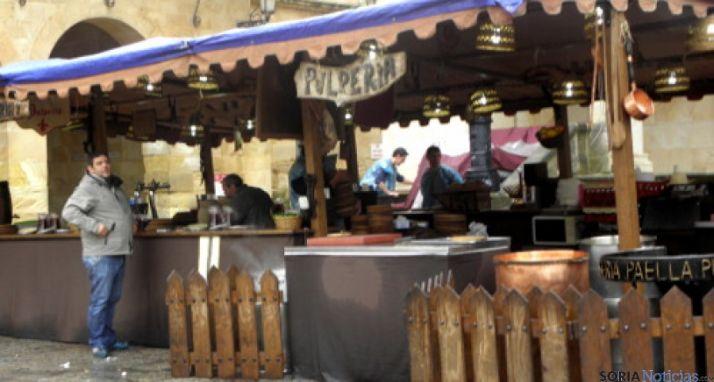 Mercado medieval de Soria