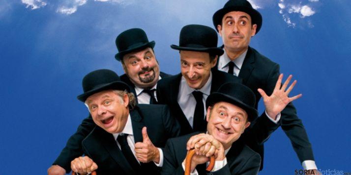 Representación de los Monty Python