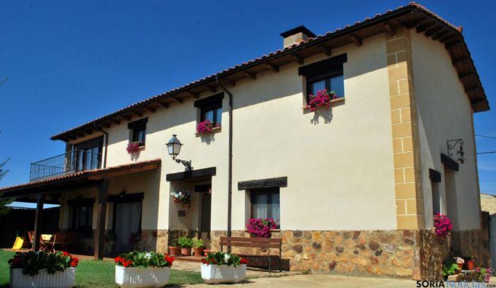 Casa rural en Ventosilla de San Juan. / SN
