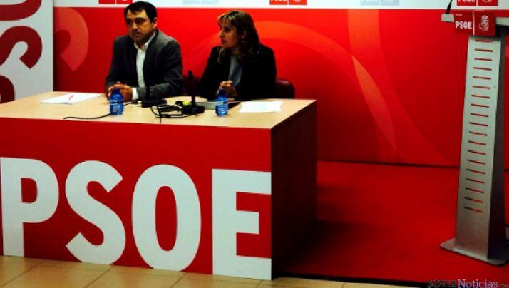 Javier Muñoz y Esther Pérez