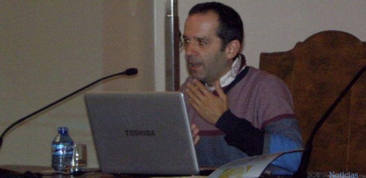 El sociólogo Pablo Raúl Álvarez