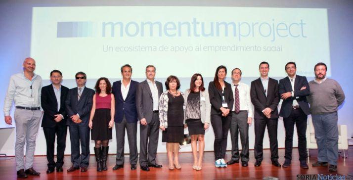 Participantes en el Social Investment  Day.