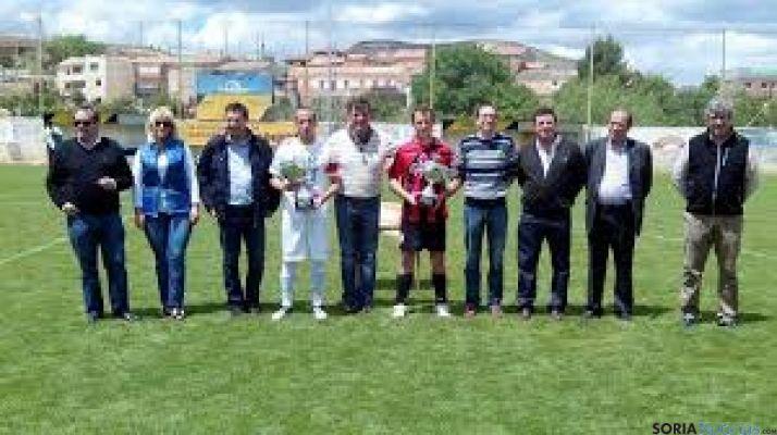 Final Copa de la Diputación de fútbol