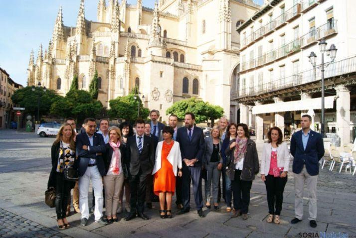 Representantes de Ciudades Teresianas