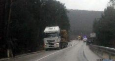 El tramo de carretera donde se ha producido el siniestro. / SN
