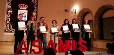 Reconocimientos en la gala de ASAMIS.