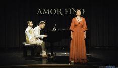 Un concierto de 'Amor Fino'.