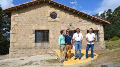 Refugio de Bocalprado.