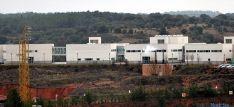 Vista parcial el Campus de Soria. / SN