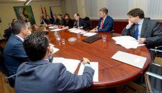 Miembros de Consejo Financiero. / Jta