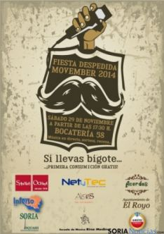 Cartel de Movember