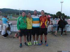 Atletas del CAEP de Soria