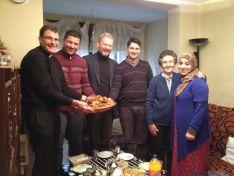 Encuentro de católicos,ortodoxos y musulmanes