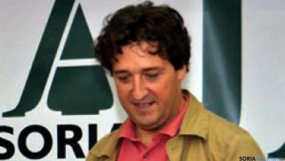 Francisco Barcones, de ASAJA Soria. / SN