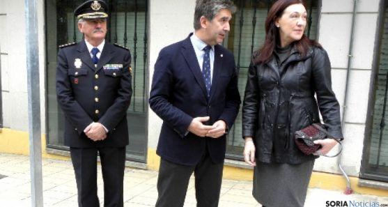 El director general de la Policía