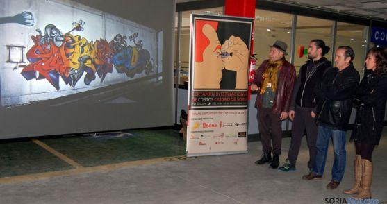 Presentación de 'EstacionArte'. / Ayto.