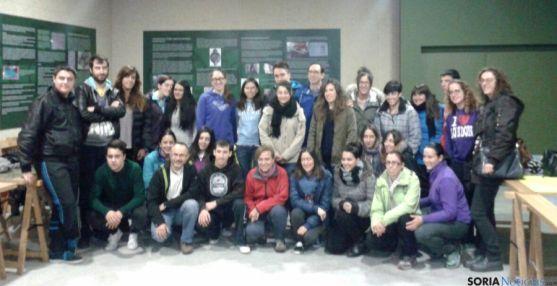 Curso monitores Diputación