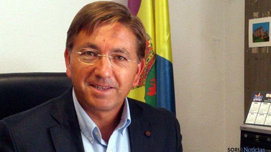 El senador popular soriano Gerardo Martínez. / SN