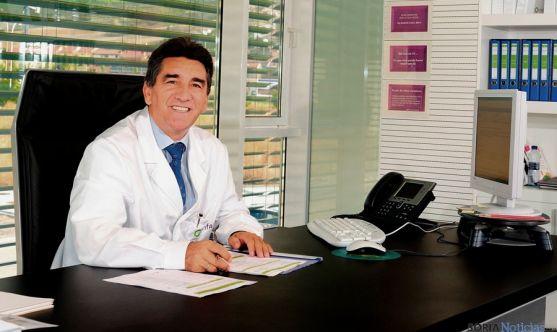 Javier del Río, director general de Infarco.