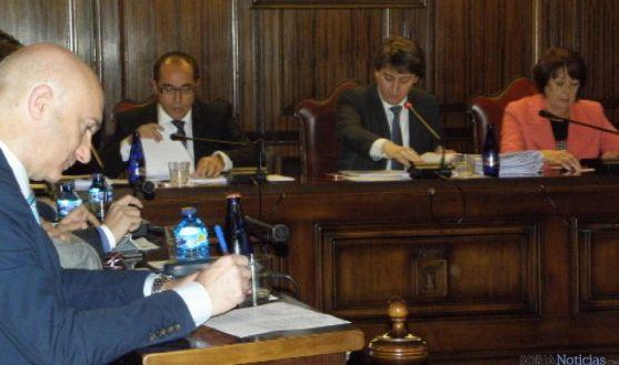 Pleno del Ayuntamiento de Soria