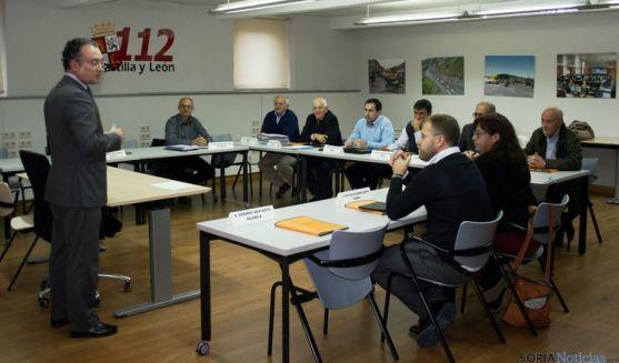 El curso de Protección Civil. / Jta.