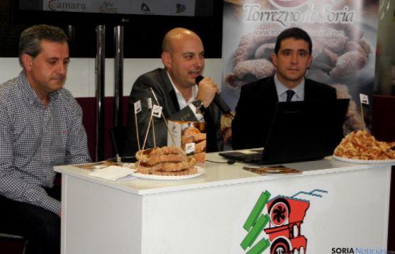 Presentación del Torrezno de Soria
