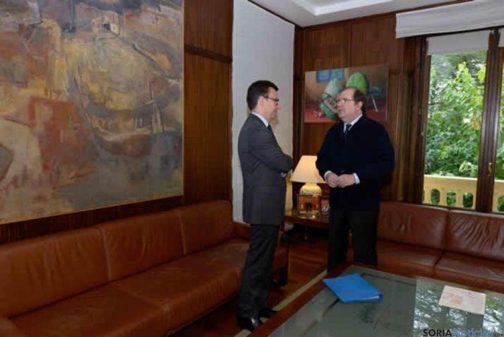 Reunión con el BEI