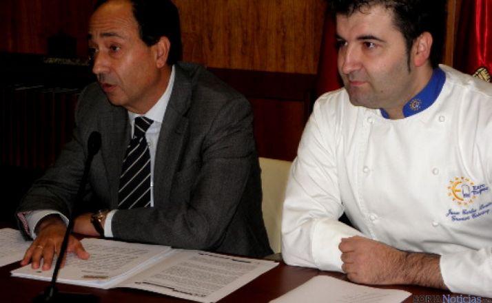 Manuel López y Juan Carlos Benito